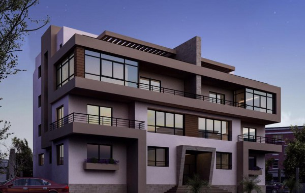 Villa in West Golf Area in New Cairo – Coming Soon